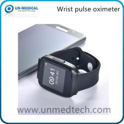 Fréquence respiratoire Smart montre avec bracelet oxymètre de pouls portable