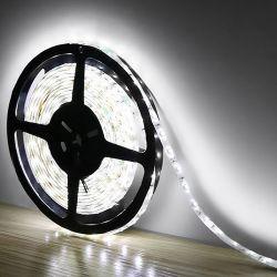DC12V/24V 5multímetro/50metros um rolo 2835 SMD LED diodo Corda Flexível/Tira utilizado para decoração