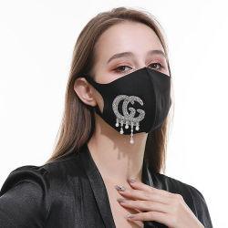 2020 Fashion Masque facial cristalline respirable
