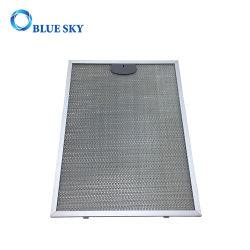 campana extractora de malla de aluminio de sustitución del filtro de engrase Accesorios de cocina