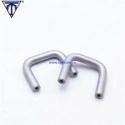 L'aluminium personnalisée forme en U métallique de poignée porte de salle de bain / cuisine Mobilier Matériel