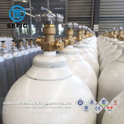 La norme ISO 40L/6m3 Cylindre d'oxygène