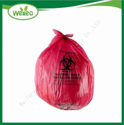 Biohazard Autoclave des sacs de poubelle de l'hôpital