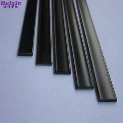 Streifen 2mm des Qualitäts-Hersteller-Preis-Schwarz-pp.