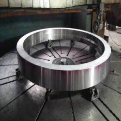 Le forgeage d'usinage de moulage Anneau rond en acier moulé par la Chine Fabricant de produits de moulage
