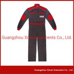 Kundenspezifischer Form-Baumwoll-Polyester-Twill-Arbeits-Overall (W04)