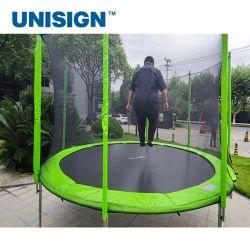 Sport di svago & trampolino esterno dei trampolini 8FT 10FT 12FT 14FT 15FT 16FT di forma fisica con l'allegato di sicurezza