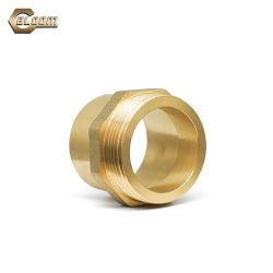 Dessin de forme spéciale de conception personnalisée le moulage de pièces et pièces forgées en laiton