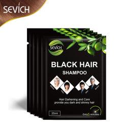 Sciampo naturale di magia dei capelli neri di 100% Sevich Noni