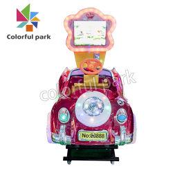 Bunte Park-Kind-Fahrpferden-Pferden-Reitmaschine