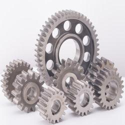 La precisión de acero de metal de la unidad de la máquina de la transmisión del planetario de la rueda de engranaje recto.