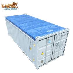 쉬운 열려있고는 닫히는 방수포 20FT 40FT 폐기물 열려있는 최고 콘테이너
