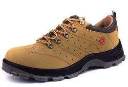 Первый слой матового низкого давления вентиляции обувь, разрыва, прокола доказательства обувь, маслостойкий и опорные доказательства рабочая обувь