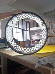 LED-miroir avec Nice design &imperméables de bonne qualité de lumière à LED