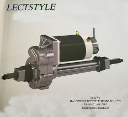 motore del Transaxle di 24V 800W-1200W sullo scaricatore del veicolo di pulizia o sul veicolo elettrico della Spazzatrice-Rondella