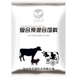5% misturada rações para bovinos e ovinos