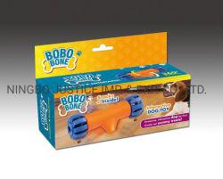 Elektrischer Bobo-Knochen-interaktives Hundespielzeug mit Hundenahrung (JGP0072)