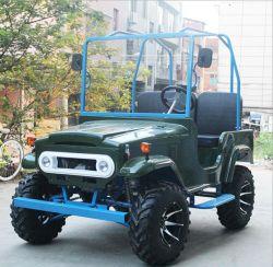 Het Duin ATV die In het groot ATV Met fouten China 350cc van Sandbeach ATV de Jeep 250cc rennen ATV van de Vierling 4X4 125cc