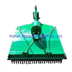 트랙터는 판매를 위한 도리깨 잔디 깎는 사람 잔디 절단기 기계를 실행한다