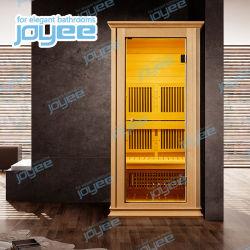 Casella di legno di mini sauna di Infrared lontano di Joyee per la vendita dell'unità