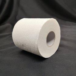 Ontwerp van de douane drukte Wit 1000 Bladen Gerecycleerd 2ply Toiletpapier af