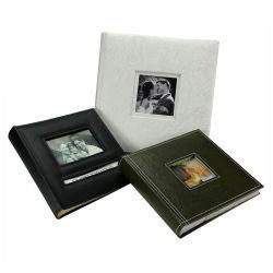 Ledernes Foto-Album, Wedding Foto-Album-Großverkauf-Foto-Alben