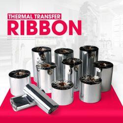 Термоперенос прямоугольные пакеты Jumbo рулона, Premium распыление воскообразного антикоррозионного состава/пластмассовый плоский Jumbo Frames рулона, ленты принтера