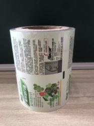 Commerce de gros Pet Film Stratifié du RPC RPC/Pet de laminage de matériau du rouleau de film d'emballages souples