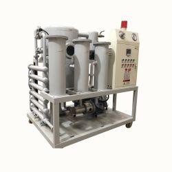 Doppelte Stadiums-Vakuumreinigungsapparat-Transformator-Öl-Dehydratisierung-Pflanze