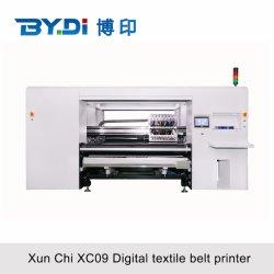 Boyin編まれたか、または編まれた綿、麻布、絹、ウール、化学ファイバー、ナイロンファブリックプリントのための産業直接デジタルの織物プリンター16 Kyoceraヘッド