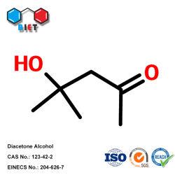 벌크 아세톤 알코올/2-메틸-4-옥소-2-펜탄올 가격 200kg/배럴 CAS 123-42-2