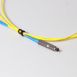 العينة الحرة 0.9 مم 2.0 مم 3.0 مم SM SX Mu/PC-MU/UPC الألياف الضوئية سلك التوصيل