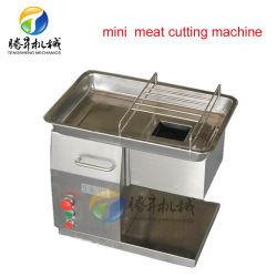 Cortadora de Carne de acero inoxidable para cortar en rodajas de carne de escritorio de la máquina (QX-30)