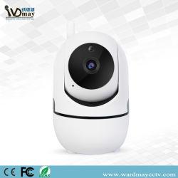 Macchina fotografica astuta domestica d'inseguimento automatica poco costosa del IP di WiFi dell'allarme di obbligazione di sorveglianza 720p