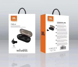 Jbl Tws4 Super Stereo Headset Studio Sounds를 위한 이동할 수 있는 Phon Bluetooth HiFi Earphone