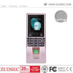 Temps système de la fréquentation de la machine biométrique de reconnaissance faciale Visage Contrôle d'accès de serrure de porte