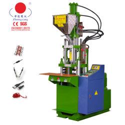 Module LED Bouchon PVC 20tonne verticale de données machine de moulage par injection