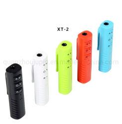 مستقبل صوت وحدة حماية Bluetooth Stereo المزود بـ Bluetooth من قبل OEM Wireless Back-Clip 3.5 مم