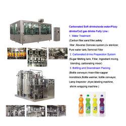 Alto teor de CO2 Isobar Máquina de refrigerantes de Enchimento