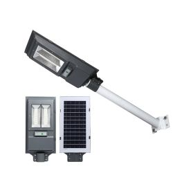 전기 빌 30W 50W 태양 가로등 없는 옥외 안뜰 IP65