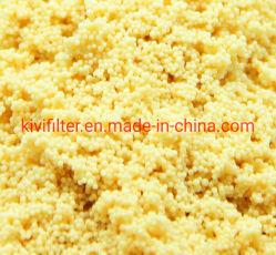 Kivi D201 Macroporous résine, forte base Resin-Ion résine d'échange d'échange anionique pour l'eau, l'eau de purification de traitement