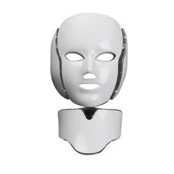 Colori della mascherina 7 di terapia dell'indicatore luminoso della maschera di protezione di colore LED Cromoterapia LED della macchina 7 di PDT
