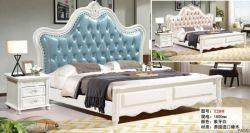 ODM-moderner einfacher amerikanischer Art-Land-Entwurfs-hölzernes doppeltes Bett