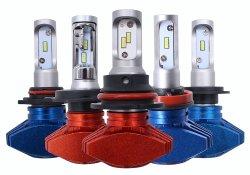 H11 H7 Projecteur à LED de voiture avec Auto ampoule lampe au xénon HID