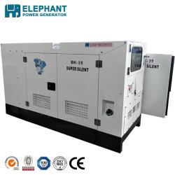 Por Ricardo 12KW de potência 15kVA resfriada gerador eléctrico