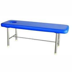مستشفى امتحان طاولة مع [أرتيفيسل لثر] تغطية