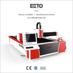 CNC Fiber Laser Cutter apparatuur voor het bewerken van metalen (FLS3015-500W)