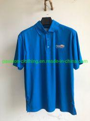 Förderndes Quick-Dry Polo-Hemd für Sportkleidung der Männer