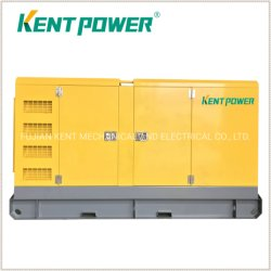 O silêncio de fábrica do tipo aberto 200kVA/300kVA/450kVA/750kVA Doosan/Motores Cummins/Wudong/Perkins/Deutz gerador de potência dos motores Diesel Grupo Gerador