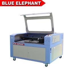 Bon marché de CO2 CNC automatique Machine de découpe laser, tissu Machine de découpe laser pour la vente